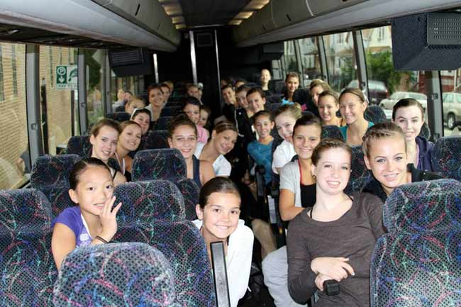 Chicago Day of Dance bus Trip
